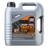 Ulei de motor Liqui Moly Top Tec 4200 5W-30 (3715) 4L