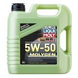 Ulei motor Liqui Moly MOLYGEN 5W50 (2543) 4L