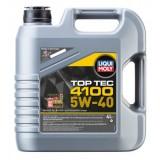 Ulei de motor Liqui Moly Top Tec 4100 5W-40 (2195 ) 4L