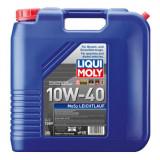 Ulei motor Liqui Moly MOS2 Leichtlauf 10W-40 (1089) 20L