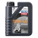 Ulei motor Liqui Moly Motorbike 4T 10W-40 Offroad