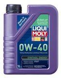 Ulei motor Synthoil Energy  0W-40 Liqui Moly (1360) (9514) 1L