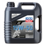 Ulei motor Liqui Moly Motorbike 4T 15W-50 Street