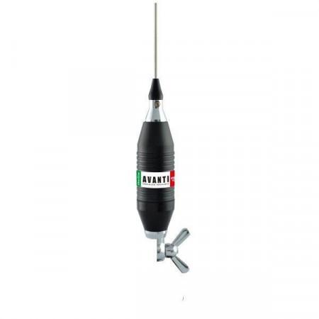 Antena Radio CB, Avanti Volo 95, Prindere Fixa. fara cablu, 95cm