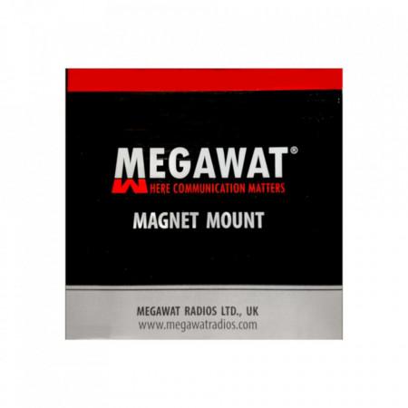 Baza Magnetica Megawat 145PL Antene CB, diametrul 149mm, lungime cablu 4m