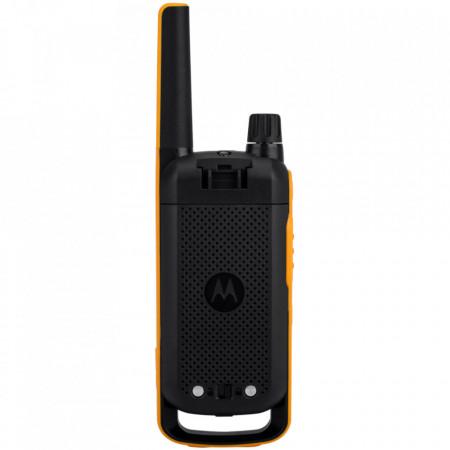Statie Radio Portabila PMR446 Motorola Talkabout T82 Extreme Quad, set 4 bucati