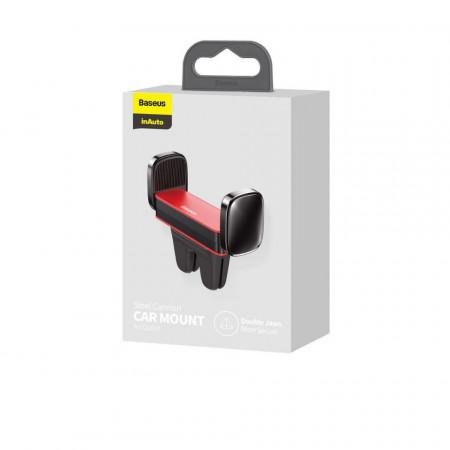 Baseus Suport Auto Telefon Steel Cannon pentru grila de ventilatie_4