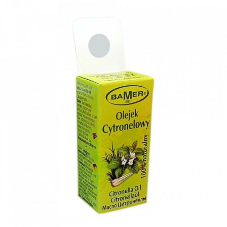 Ulei esential natural Citronella, Bamer, foto1