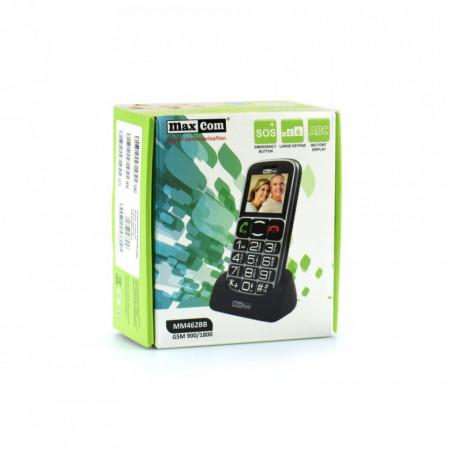 Telefon Seniori Maxcom MM462BB cutie