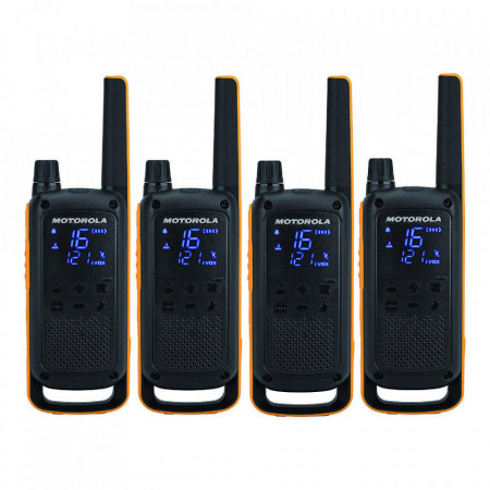 Walkie Talkie PMR446 Motorola Talkabout T82 Extreme Quad
