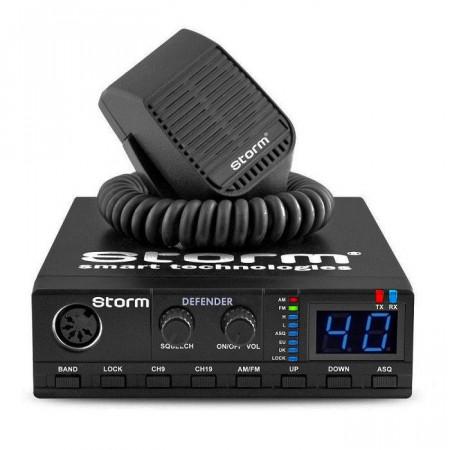 Statie Radio CB Storm Defender 3 Pro version