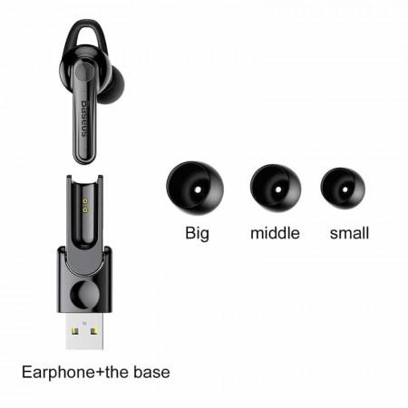Casca Bluetooth Mini Magnetic Charging
