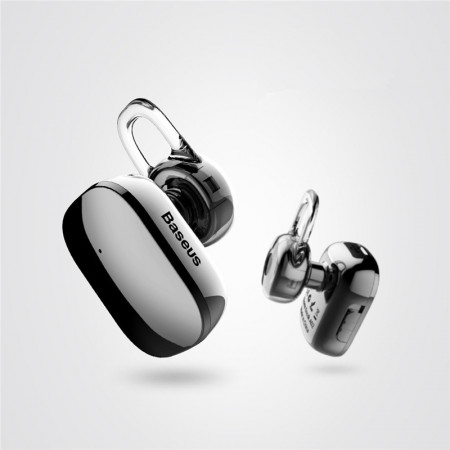 Casca Bluetooth Baseus Encok A02 Grey