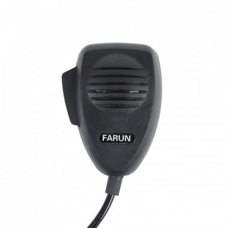 Microfon Statie Radio CB, conector 5 pini, Electret, Farun