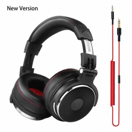 Casti Audio Stereo OneOdio Pro-50, Studio & DJ Black, Wired, Tehnologie Shareport