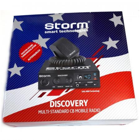 Statie CB Storm Discovery III Cutie