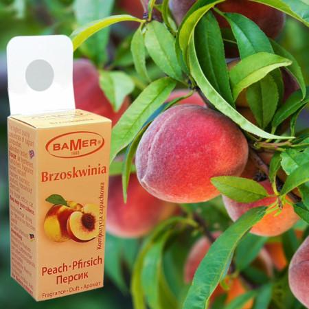 Ulei Aromoterapie Piersica Bamer, mix de uleiuri esentiale, cu aroma de piersica, foto1