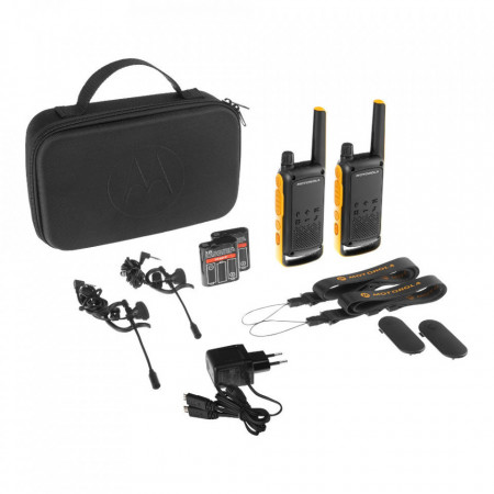 Motorola Talkabout T82 Extreme Twin Pack Geanta