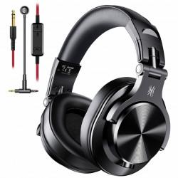 Casti Audio Over Ear Stereo cu microfon A71 Mic Detasabil