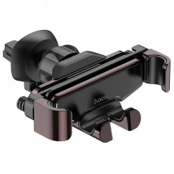 Suport Auto Universal Hoco Selected Guide S25 Negru, Foto 2
