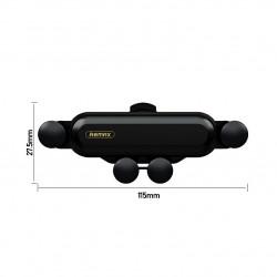 Suport Auto Universal Remax Gravity RM-C40, Montaj pe grila de ventilatie, Foto 2