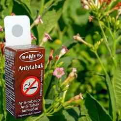 Ulei Parfumat Aromoterapie Anti-tabac Bamer, natural, mix de uleiuri esentiale pentru aromoterapie, 7ml
