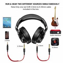 Casti Audio Over Ear Stereo cu microfon Shareport