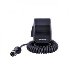 Microfon Statie Radio CB Storm, conector 5 pini, compatibil statie Discovery, Defender