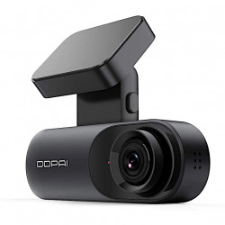 Camera Auto DVR DDPai Mola N3, GPS, Wi Fi, G-sensor, Ultracompacta, Loop Recording, 2k 1600p/30fps