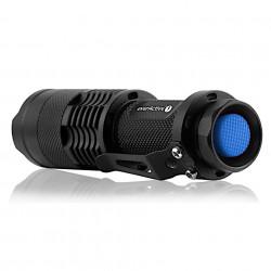 Lanterna LED EverActive Bullet, Cree XP-E2 LED, Focus-Beem FL-180 FOTO 2