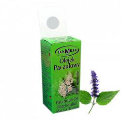 Ulei Esential de Paciuli Bamer, 100% natural (Pogostemon Cablin Oil), pentru aromoterapie, cosmetica, baie, masaj, 7ml