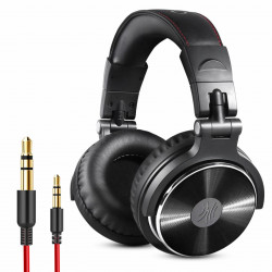 Casti Audio Over Ear Stereo OneOdio Pro-10, Studio & DJ Black, Wired, Tehnologie Shareport