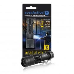 Lanterna LED EverActive Bullet, Cree XP-E2 LED, Focus-Beem FL-180 FOTO 3