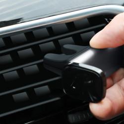 Suport Auto  Telefon Baseus Steel Cannon pentru grila de ventilatie Foto4