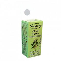 Ulei Esential de Tea Tree (Arbore de ceai), natural, pentru aromoterapie, cosmetica, baie, masaj, foto1
