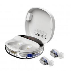Casti Audio Bluetooth Baseus Encok WM01 Plus, Charging Case, Bluetooth V5.0 foto2