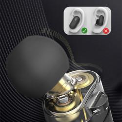 Casti Audio Bluetooth BlitzWolf® BW-FYE7 TWS Dual Dynamic Driver, Foto 5