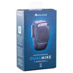 Midland Dual Mike Bluetooth, Microfon Inteligent Statii Radio, 6 Pini