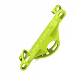 Suport Telefon pentru bicicleta Baseus Miracle Verde fosforescent