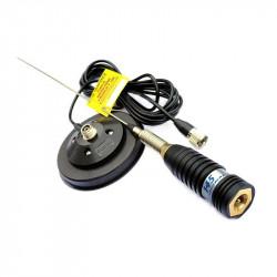 Antena CB Sirio ML145 cu Baza Magnetica