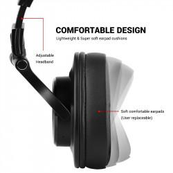 Casti Audio Wireless Bluetooth A70, DJ