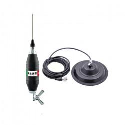 Antena Avanti Volo 130 cu baza magnetica 145mm