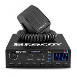 Statie Radio CB Storm Defender Versiunea 3 PRO, ASQ, 12V