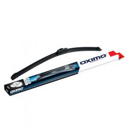 "Stergator Parbriz Auto OXIMO Aero WU500 Flat, montare tip U, lamela 500mm 20"", silicon + cauciuc"