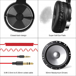 Casti Audio Over Ear Stereo OneOdio Pro-10