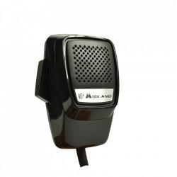 Microfon Midland 4 Pini pentru Statii Radio CB Alan 100 Plus