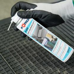Spray intretinere auto Foerch P359 Plus 4, fara Silicon, pentru suprafete plastic si cauciuc, foto 2