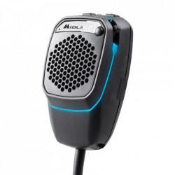Midland Dual Mike Bluetooth, Microfon Inteligent Statii Radio, 4 Pini