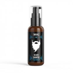 Solutie Wahl pentru curatarea si intretinerea barbii, sampon 75ml, Made in UK