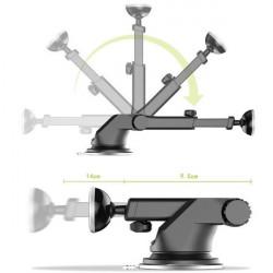 Suport auto Baseus Solid Series brat telescopic ajustabil